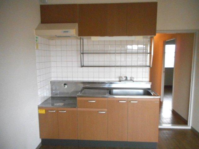 RAINIER 101号室のキッチン