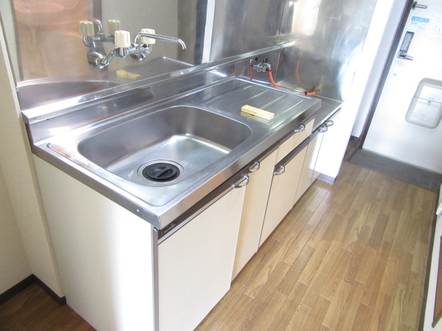 オズハウス1 118号室のキッチン