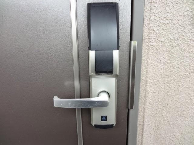 Sentiero杉谷 205号室のセキュリティ