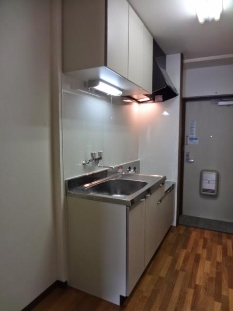 Sentiero杉谷 205号室のキッチン
