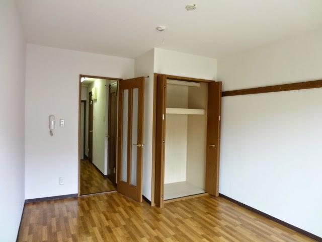 Sentiero杉谷 205号室のベッドルーム