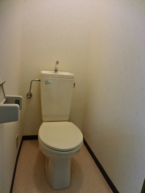 Sentiero杉谷 205号室のトイレ