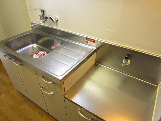 エチュード 103号室のキッチン