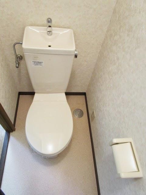 エチュード 103号室のトイレ