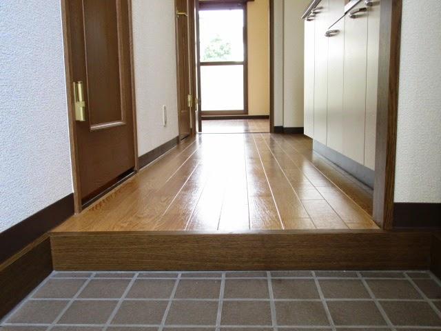 エチュード 103号室の玄関