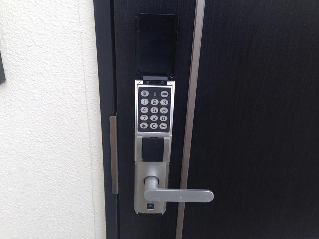 エチュード 207号室のセキュリティ