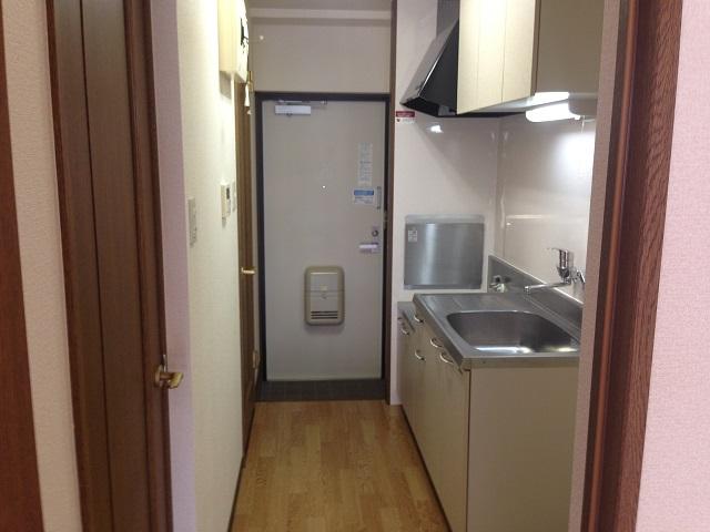 エチュード 207号室のキッチン