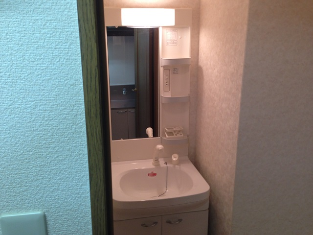 エチュード 207号室の洗面所