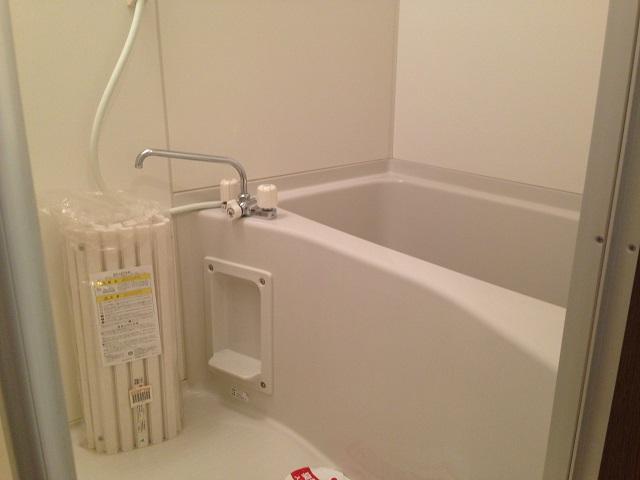 エチュード 207号室の風呂