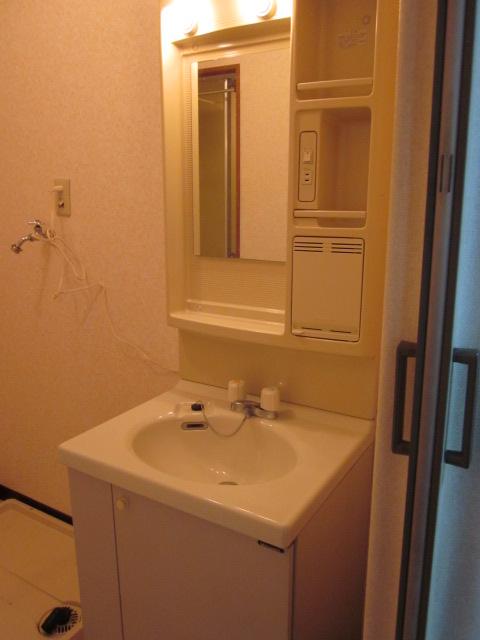 プロヴァンス 103号室の洗面所