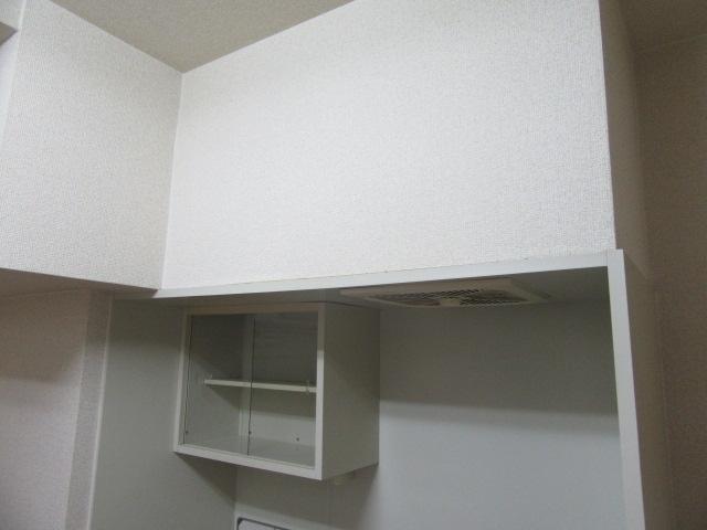 ブルースカイ 105号室のキッチン