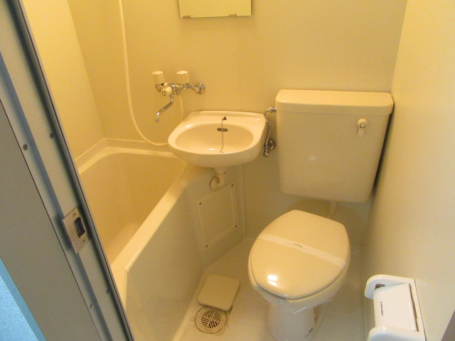 ドリームライフさつき 102号室の風呂