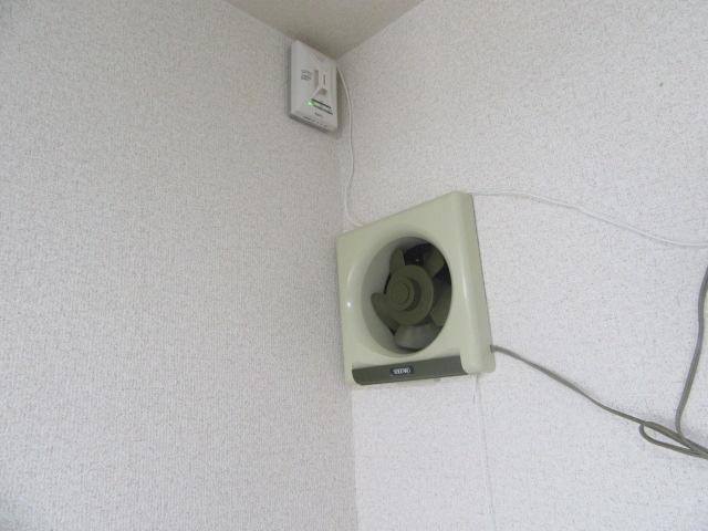 グリーンヒル 303号室の設備