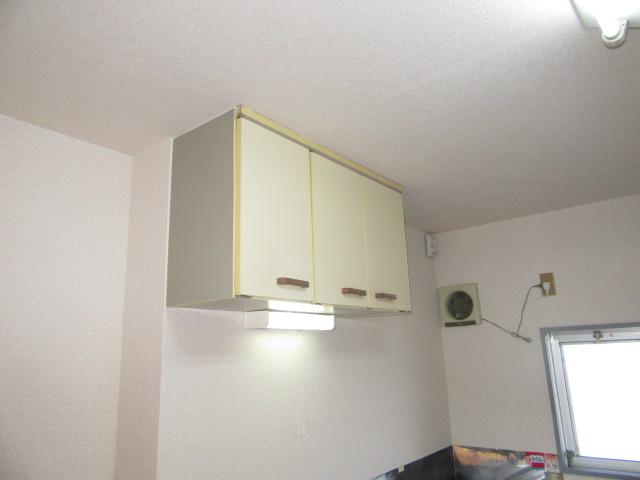 グリーンヒル 405号室のキッチン