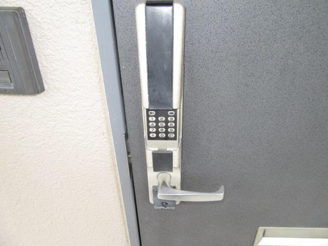 マンションアトランティスⅡ 203号室のセキュリティ
