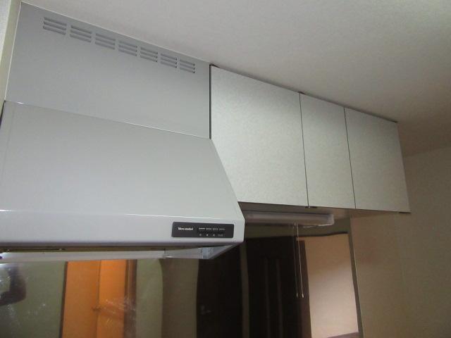 マンションアトランティスⅡ 203号室のキッチン