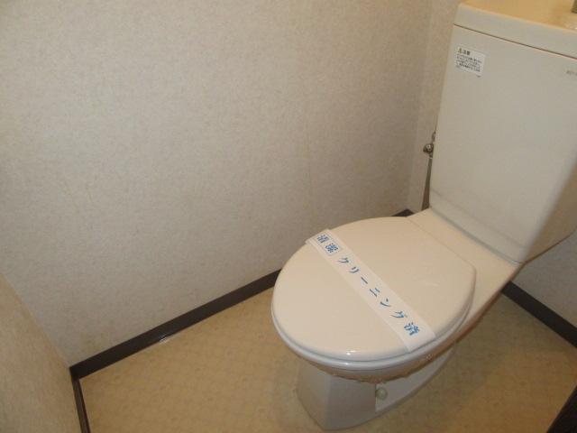 マンションアトランティスⅡ 203号室のトイレ