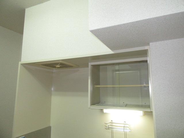 ウエストコート 103号室のキッチン