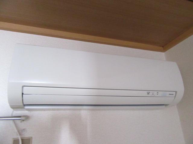 ビーフルミサキハイツB 201号室の設備