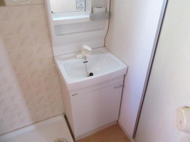 ビーフルミサキハイツB 201号室の洗面所