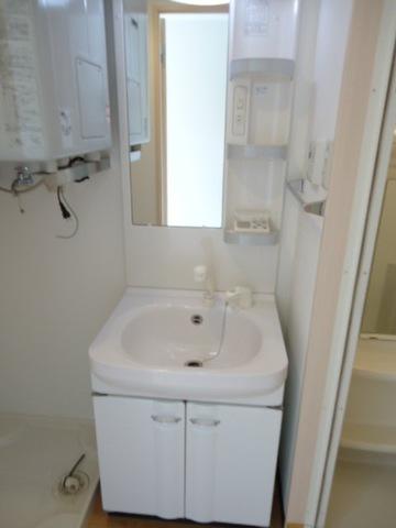 パレス・オーシャンビュー 205号室の洗面所