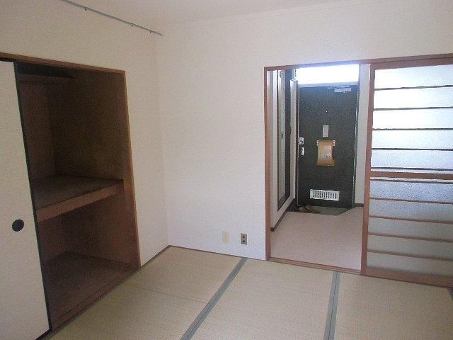 コーポ・コトブキ 202号室のリビング