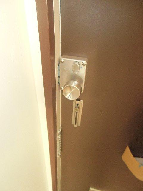 コーポ・コトブキ 202号室のセキュリティ
