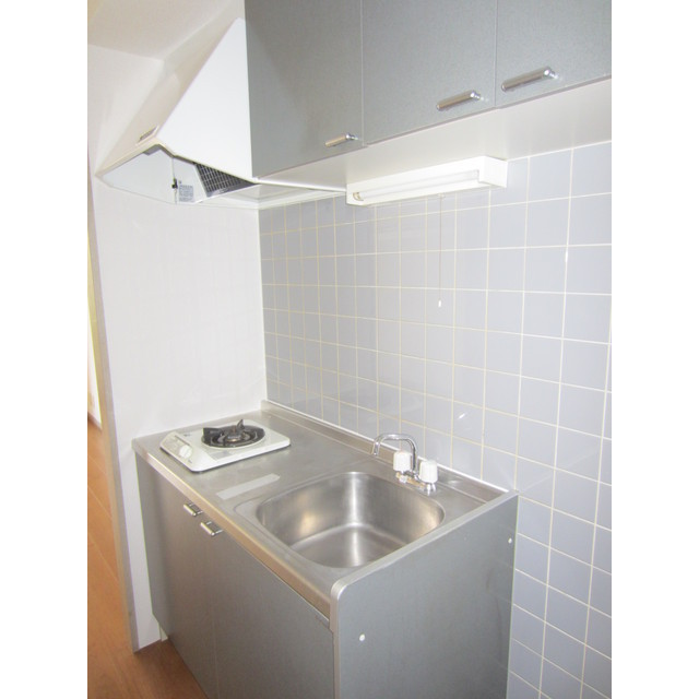 ヴィラージュドゥエス・ボン 102号室のキッチン