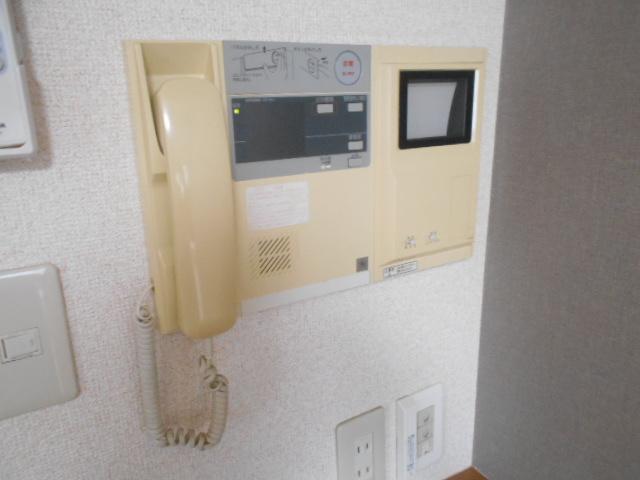 日神パレステージ三軒茶屋第2 1101号室のセキュリティ