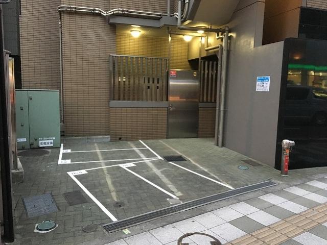 日神パレステージ三軒茶屋第2 1101号室の駐車場