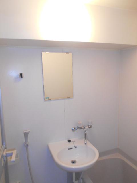 日神パレステージ三軒茶屋第2 1101号室の洗面所