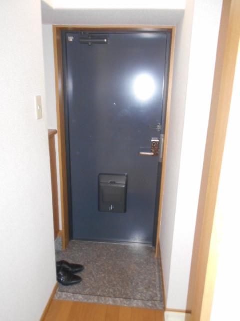 日神パレステージ三軒茶屋第2 1101号室の玄関