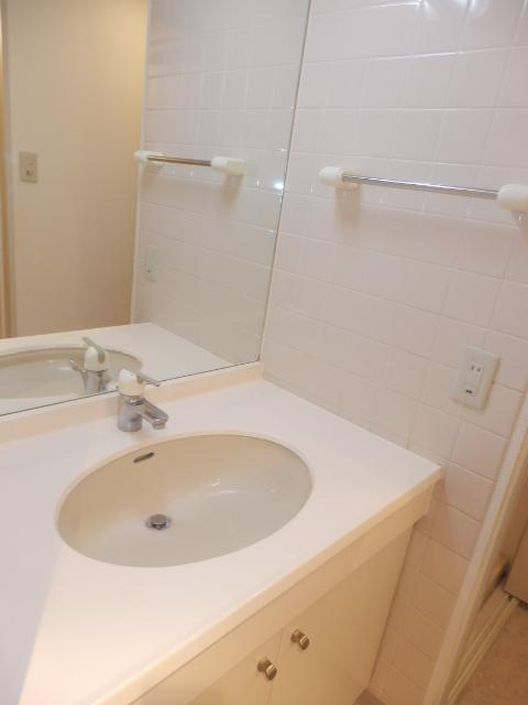 ヴィラフィオーレ 202号室の洗面所