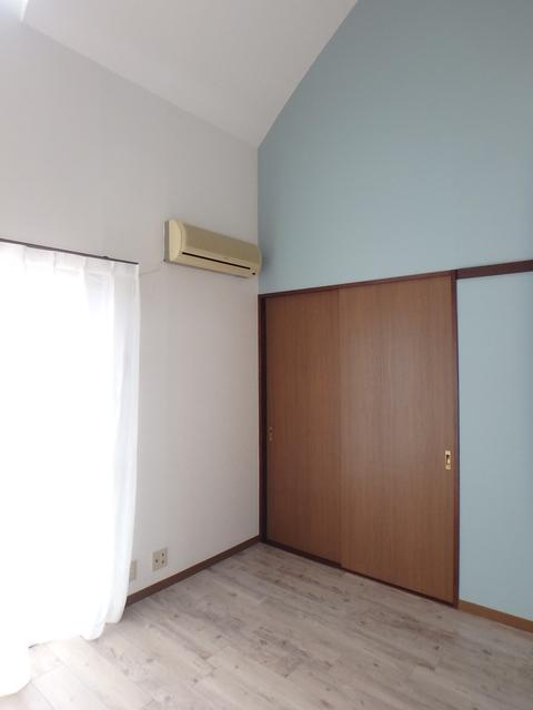 第一MHハウスA棟 208号室の景色