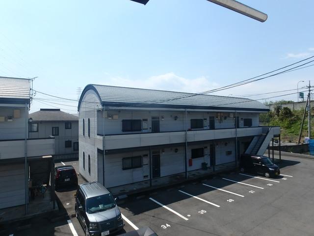 第一MHハウスA棟 208号室の駐車場