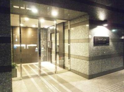 パークキューブ愛宕山タワー 1605号室のエントランス