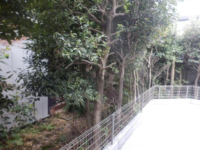 レフィナード尾山台 102号室の眺望