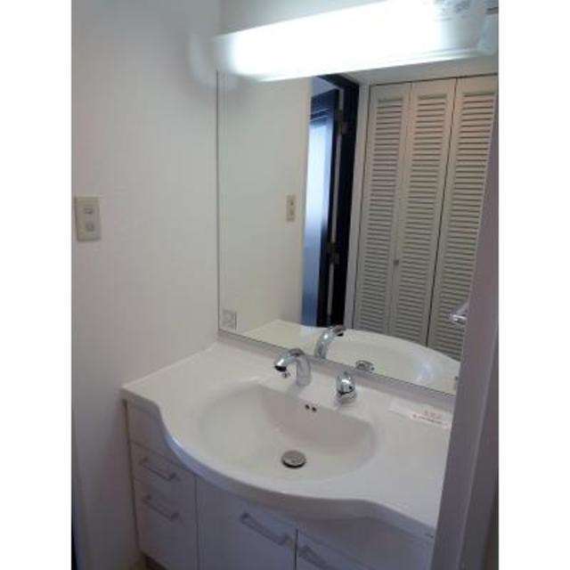 エステージ青葉台 202号室の洗面所