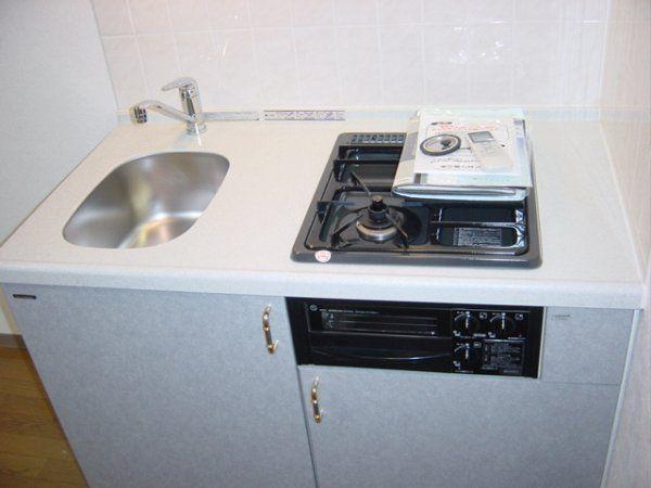 トーシンフェニックス都立大学 503号室のキッチン