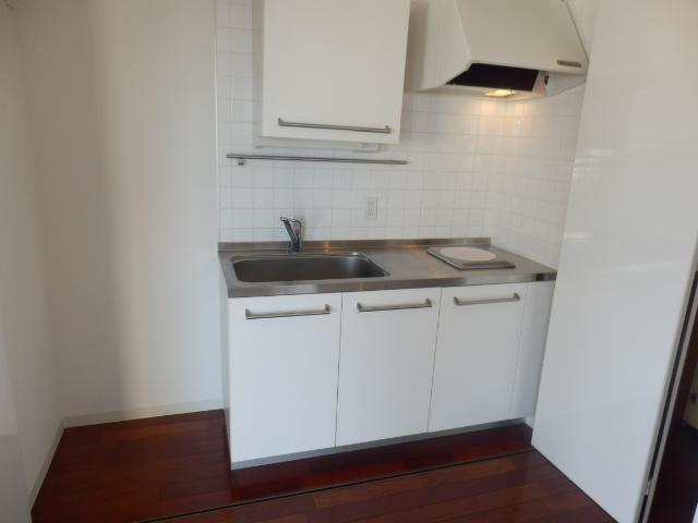 カーザ・エルミタッジオ 303号室のキッチン