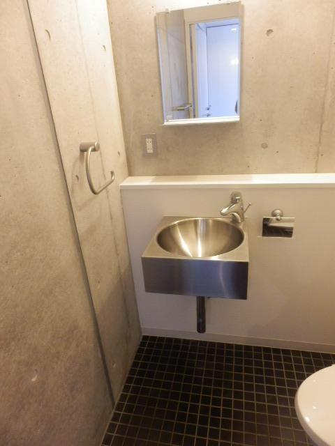 カーザ・エルミタッジオ 303号室の洗面所