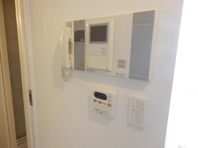カーザ・エルミタッジオ 303号室のセキュリティ