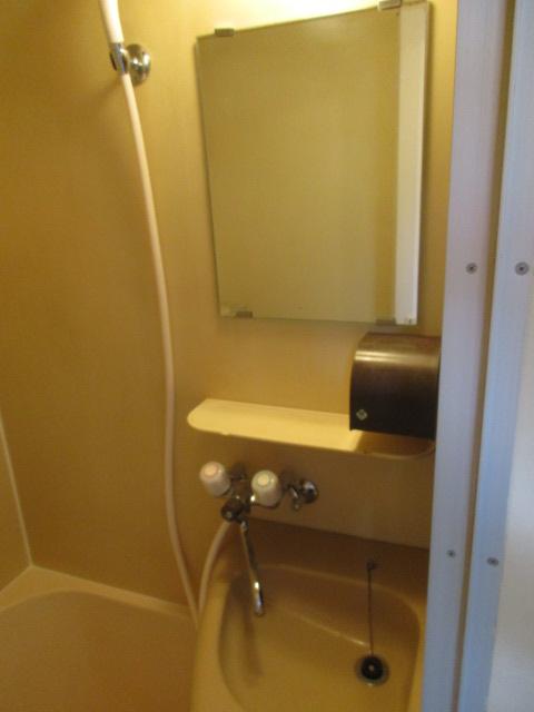 フラッツ上馬 202号室の洗面所