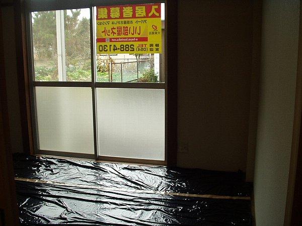 ジュネスシモガキ 01020号室のベッドルーム