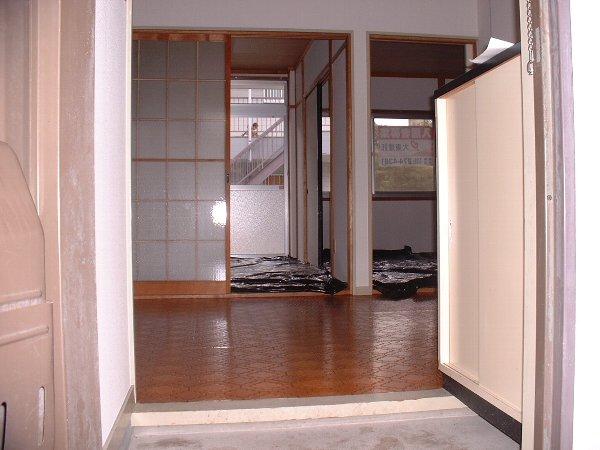 サカエハイツ 02040号室のリビング
