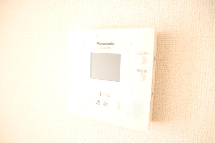 シティハイツ田所 01020号室のセキュリティ