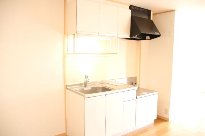 シティハイツ田所 01020号室のキッチン