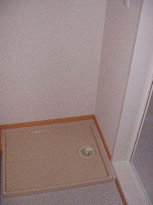 エルディム川島 01010号室の玄関