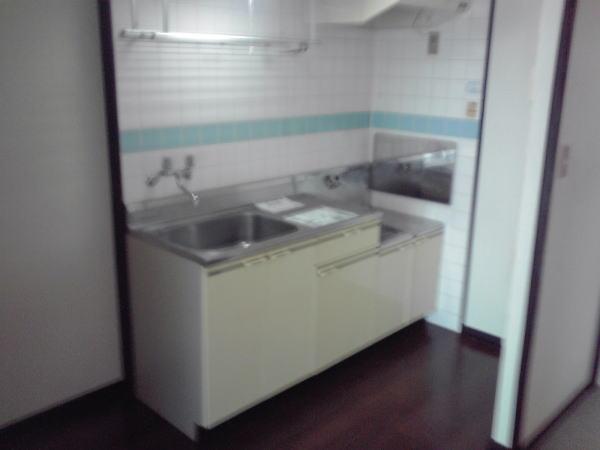 エルディムキムラⅡ 02030号室のキッチン