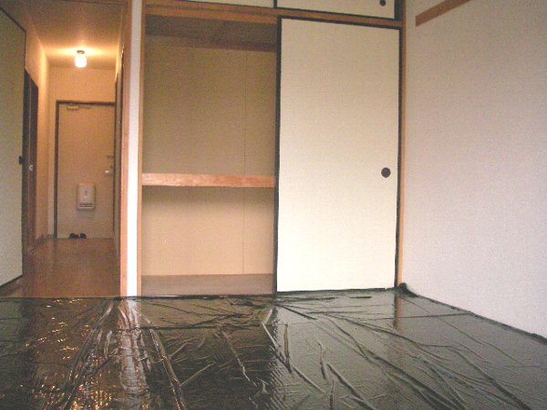 ヴィレッジ愛 02020号室の収納